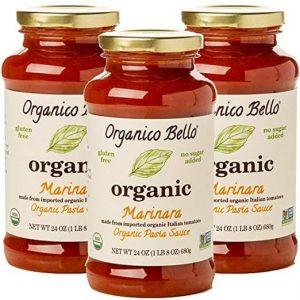 Organico Bello Gourmet Pasta Sauce