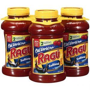 Ragu Traditional Spaghetti Sauce