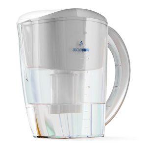 AccuaPura PREMIUM Quality Alkaline Water Pitcher