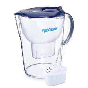 DRAGONN pH Restore Alkaline Water Pitcher