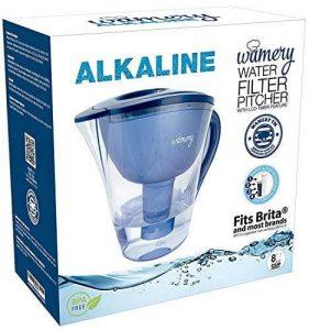 Wamery Alkaline Water Pitcher