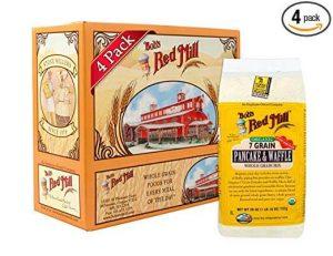 Bob's Red Mill Organic 7 Grain Pancake & Waffle