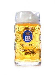 Hofbrauhause Munchen (HB) 1 Liter Stein