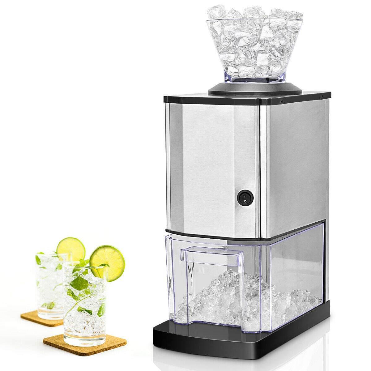 Costzon Ice Crusher Machine