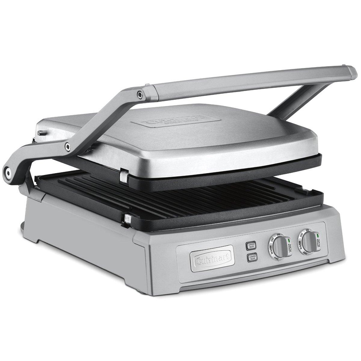 Cuisinart Deluxe Griddler GR-150