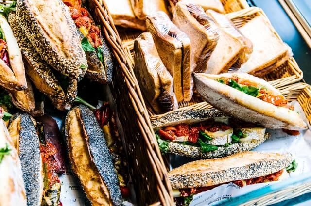 Fajita Sandwiches