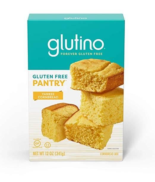 Gluten Free by Glutino Pantry, Baking Mix, Yankee Cornbread, Classic Taste