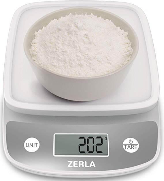 Digital Kitchen Scale by Zerla