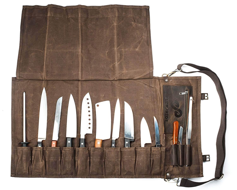EVERPRIDE Chef Knife Roll Bag (13 Slots)