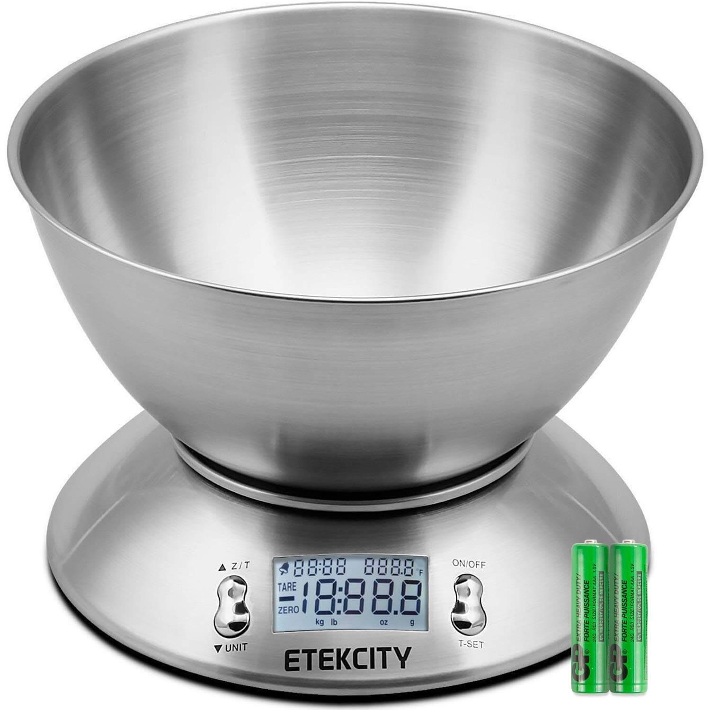 Etekcity Digital Kitchen Food Multifunction