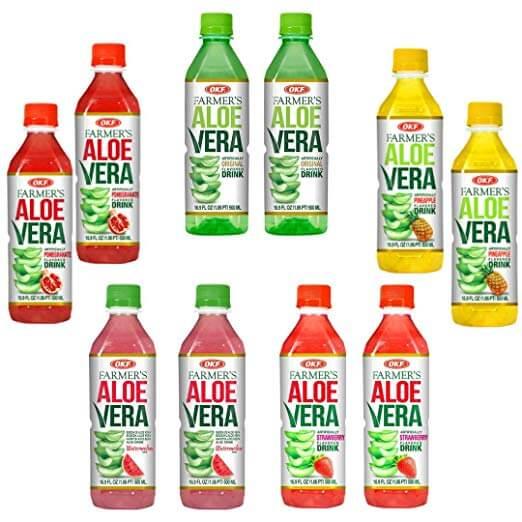 OKF Farmer's Aloe Vera Drink