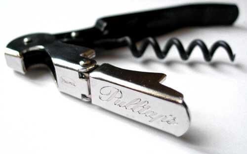 Pulltap's Double-Hinged Waiter's Corkscrew