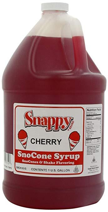 Snappy SnoCone Syrup