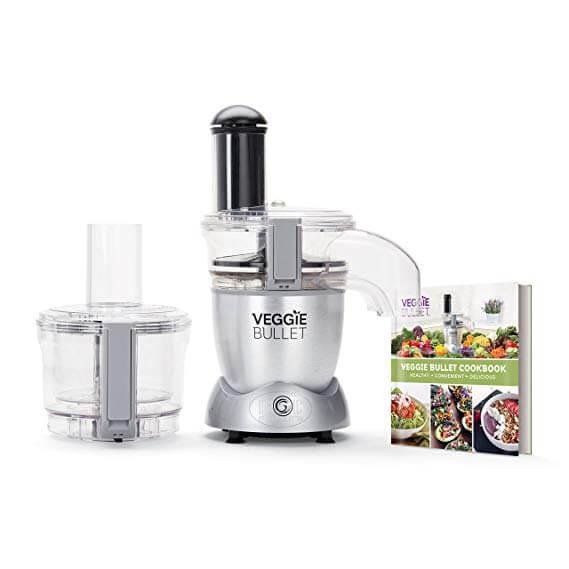 Veggie Bullet Electric Spiralizer & Food Processor