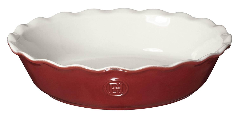 Emile Henry 366121 Modern Classic Pie Dish