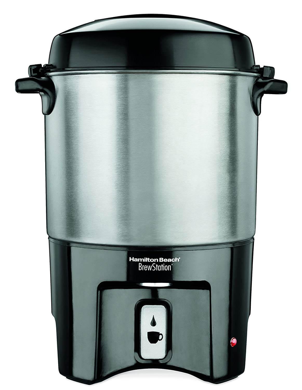 Hamilton Beach 40540 Brew Station 40 Cup Coffee Urn