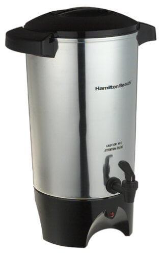 Hamilton Beach Coffee Urn and Hot Beverage Dispenser