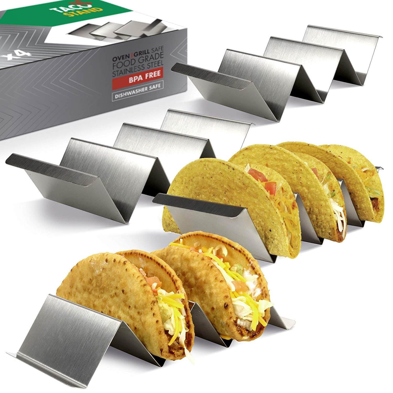 Kibaga Taco Holder Set