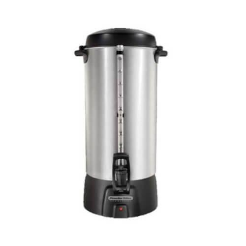 Proctor Silex 45100 100 Cup Brushed Aluminium Coffee Urn