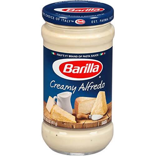 Barilla Pasta Sauce, Creamy Alfredo