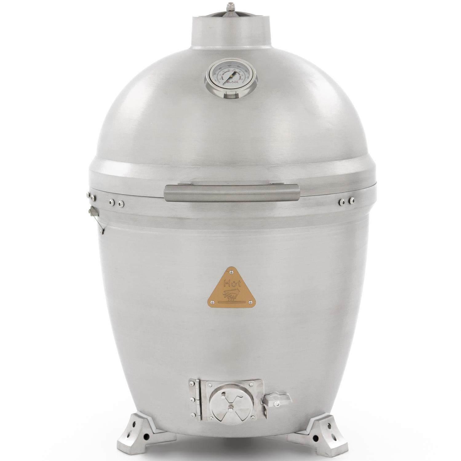 Blaze Cast Aluminum Kamado Grill, BLZ-20-KAMADO