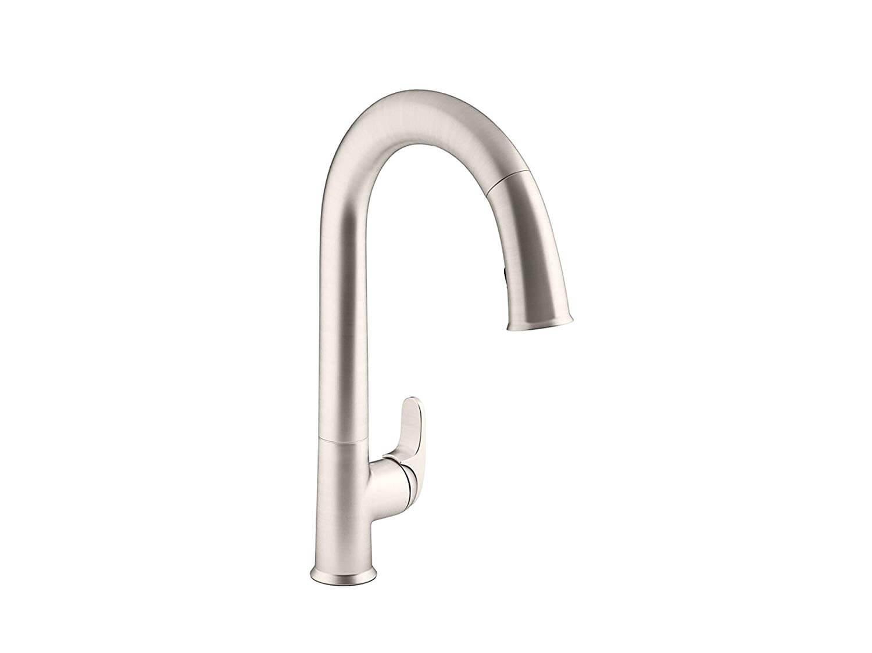 Kohler K-72218-VS Sensate Touchless Kitchen Faucet