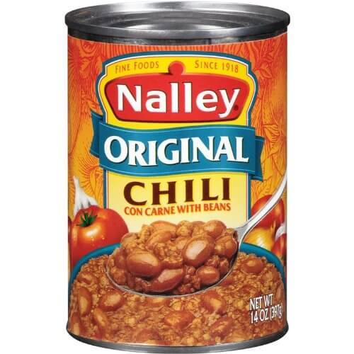 Nalley Original Chili Con Carne